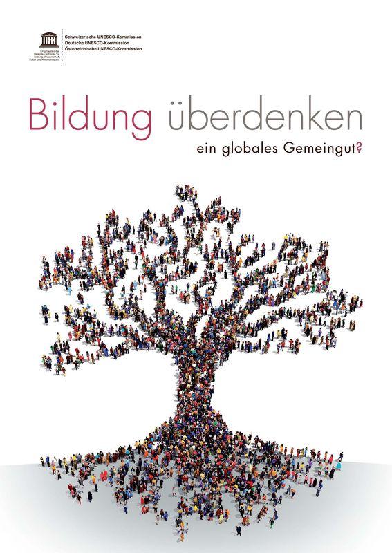 Bucheinband von 'Bildung überdenken - Ein globales Gemeingut?'