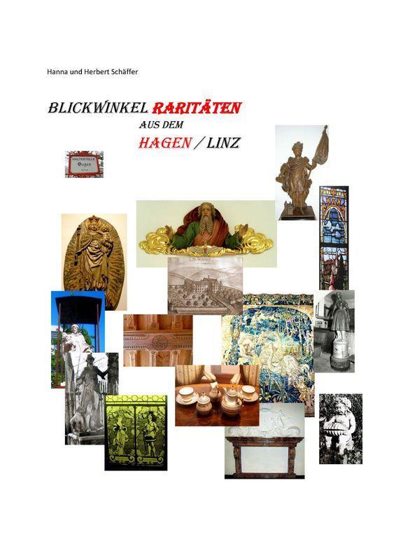 Bucheinband von 'Blickwinkel Raritäten aus dem Hagen/Linz'