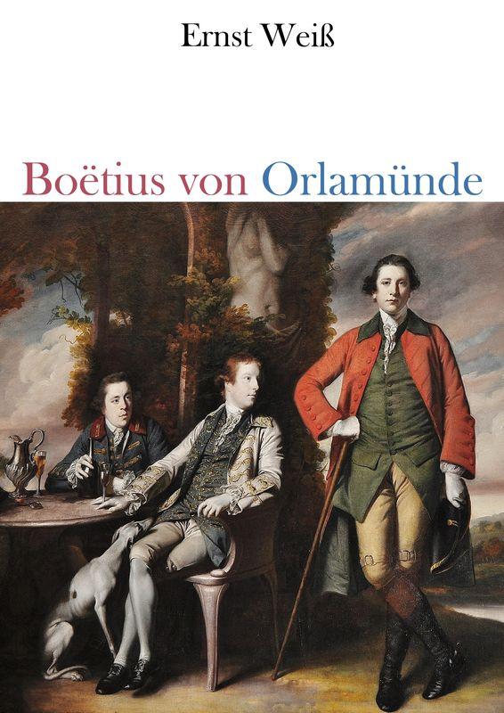 Bucheinband von 'Boëtius von Orlamünde'