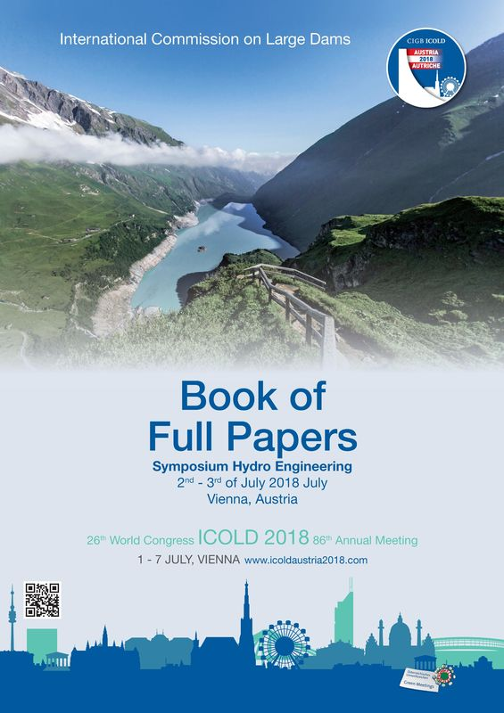 Bucheinband von 'Book of Full Papers - Symposium Hydro Engineering'