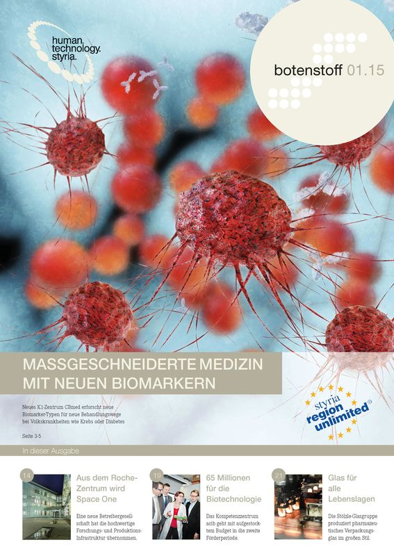 Cover of the book 'botenstoff, Volume 01|15'