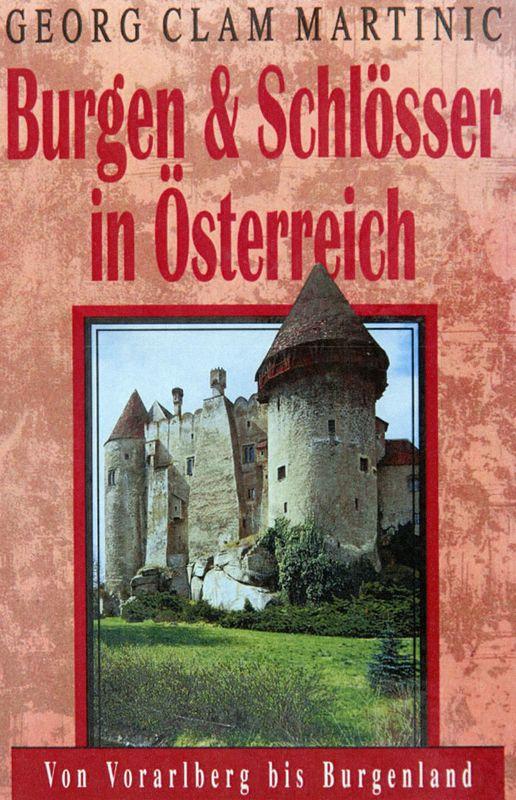 Bucheinband von 'Burgen und Schlösser in Österreich'