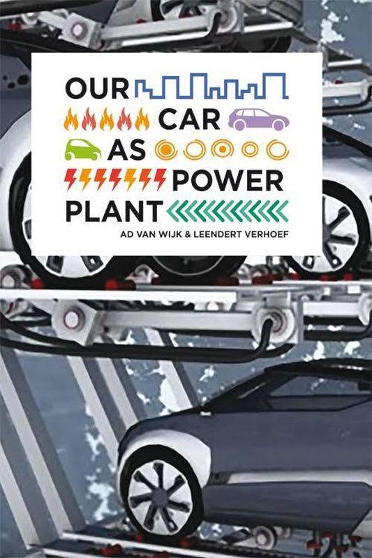 Bucheinband von 'Our Car as Power Plant'