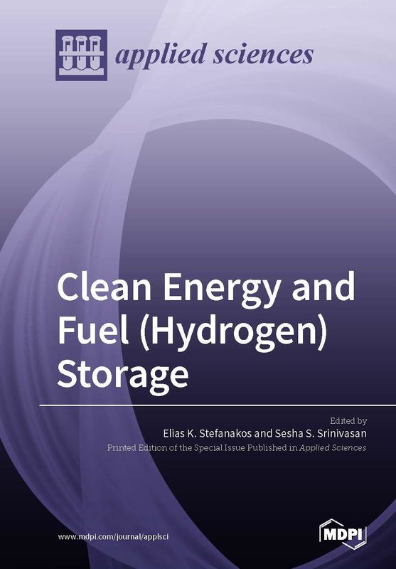 Bucheinband von 'Clean Energy and Fuel (Hydrogen) Storage'