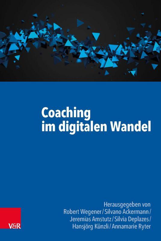 Bucheinband von 'Coaching im digitalen Wandel'