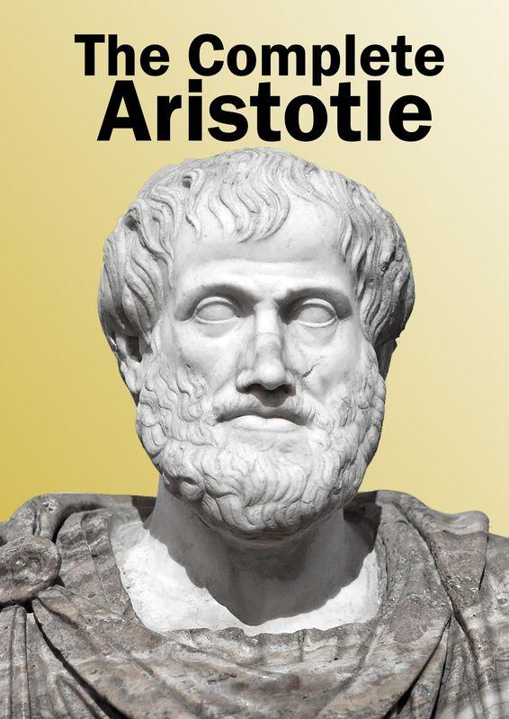 Bucheinband von 'The Complete Aristotle'