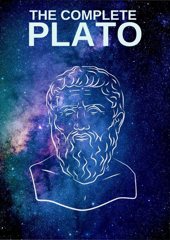 Bucheinband von 'The Complete Plato'