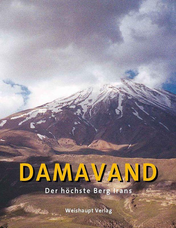 Bucheinband von 'Damavand - Der höchste Berg Irans'