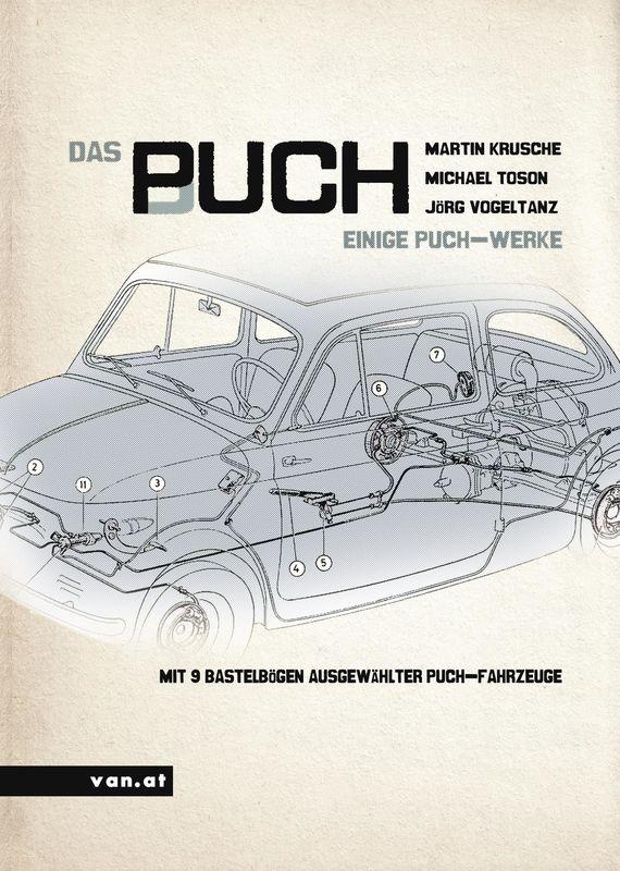 Bucheinband von 'Das Puch-Buch - Einige Puch-Werke'
