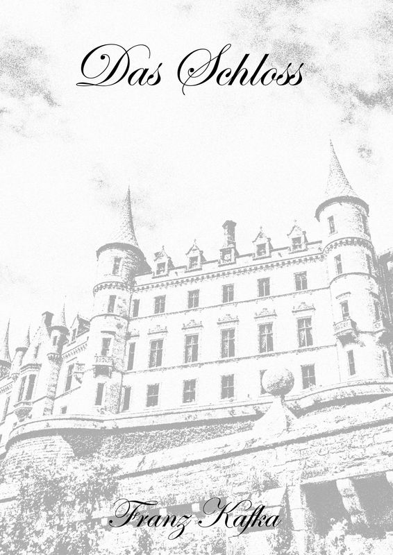 Bucheinband von 'Das Schloss'