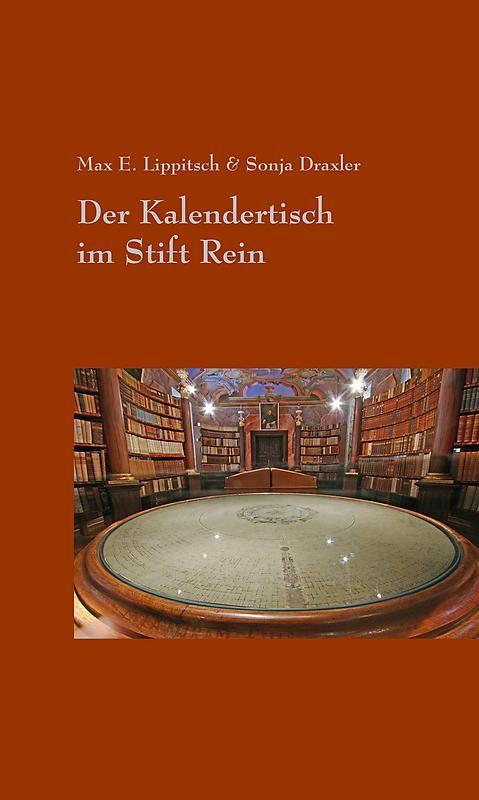 Bucheinband von 'Der Kalendertisch im Stift Rein'