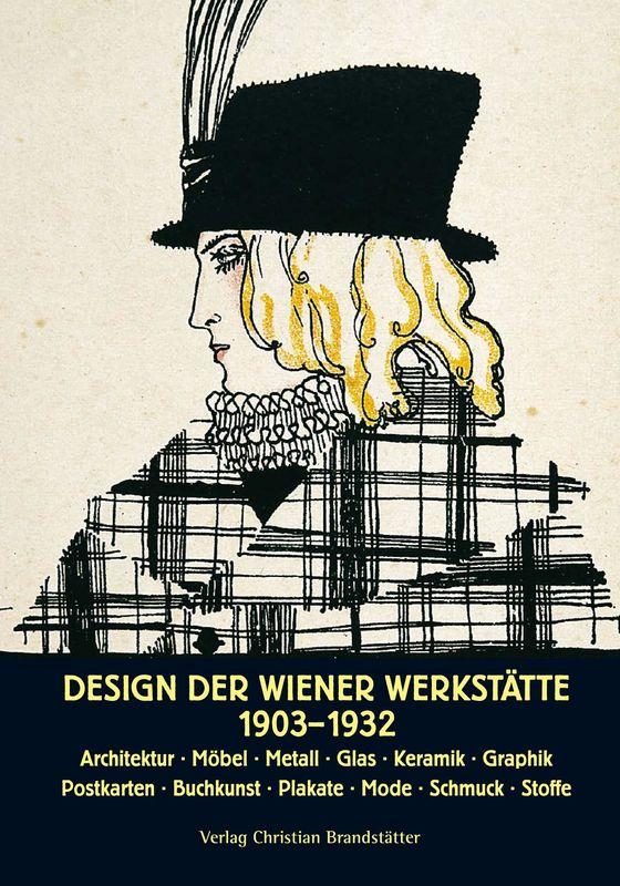 Bucheinband von 'Design der Wiener Werkstätte 1903-1932'