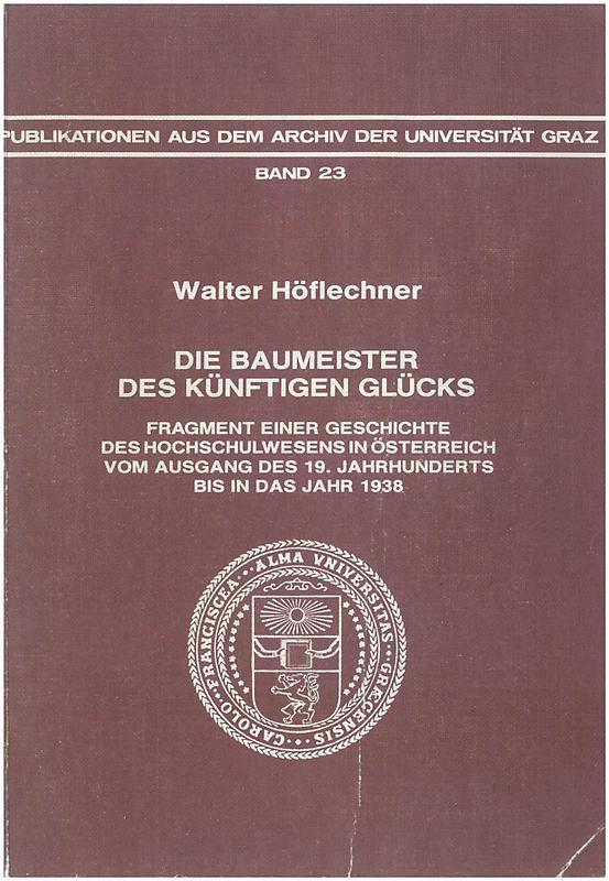 Bucheinband von 'Die Baumeister des künftigen Glücks, Band 23'