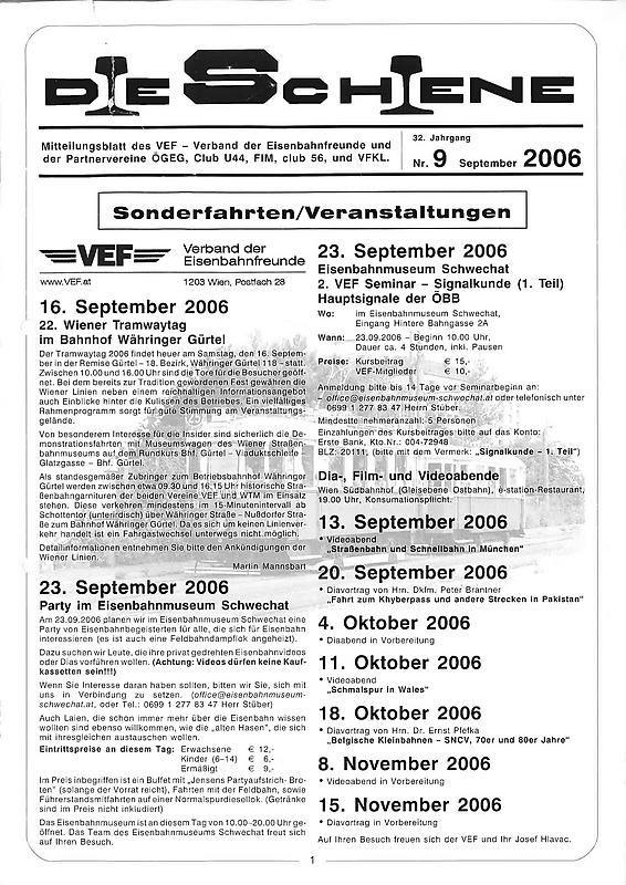 Bucheinband von 'Die Schiene, Band 32/09'