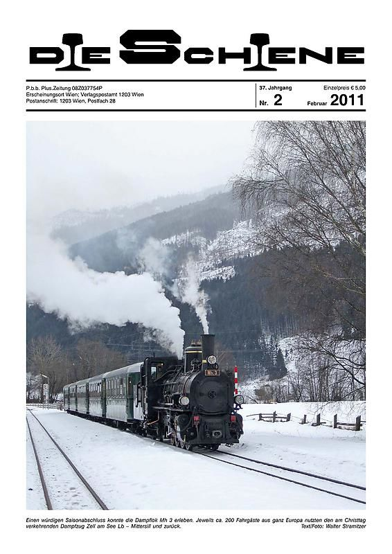 Bucheinband von 'Die Schiene, Band 37/02'