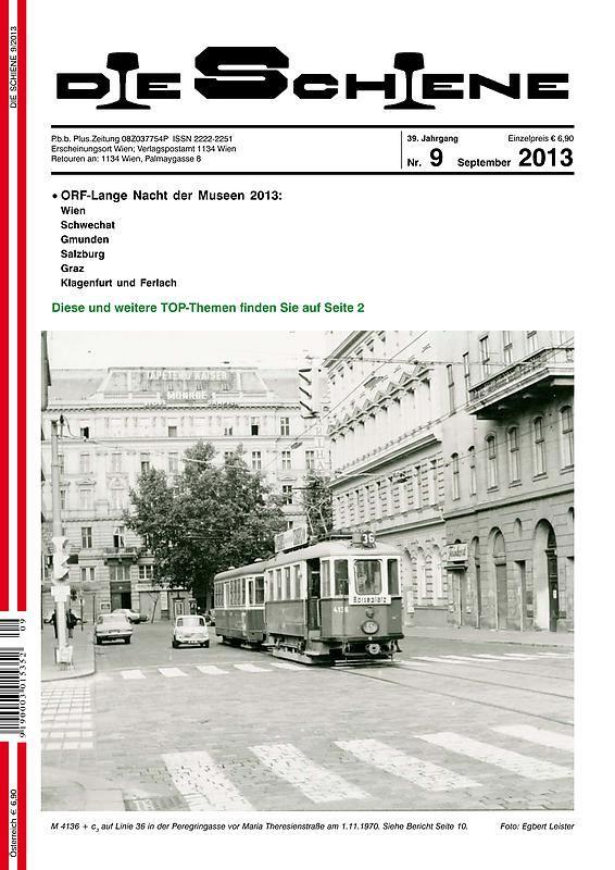 Bucheinband von 'Die Schiene, Band 39/09'