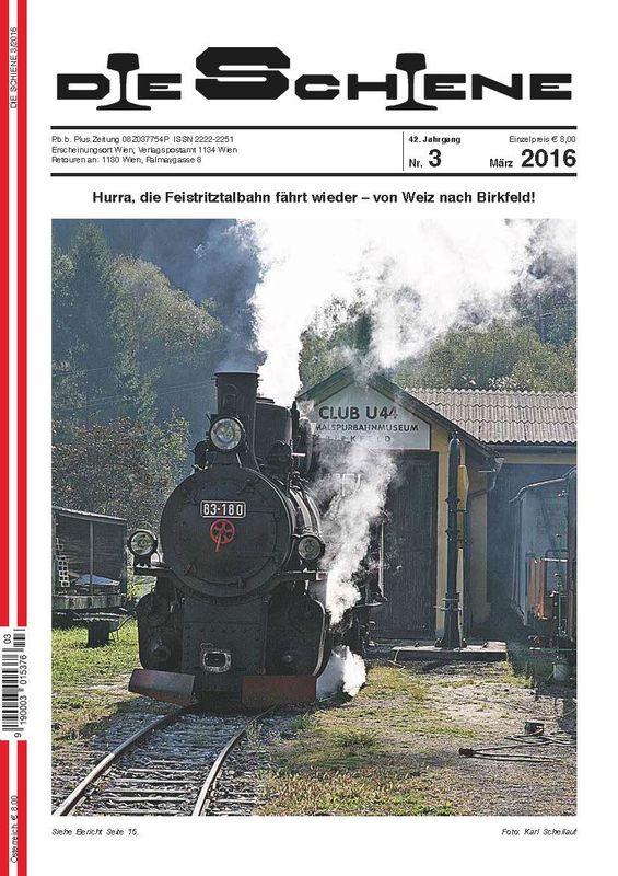 Bucheinband von 'Die Schiene, Band 42/03'