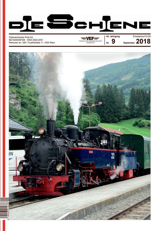Bucheinband von 'Die Schiene, Band 44/09'