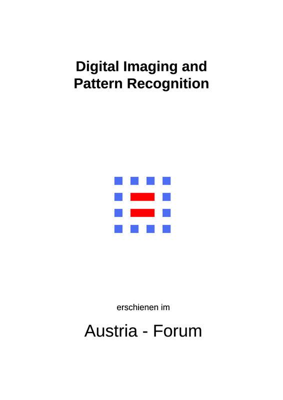 Bucheinband von 'Digital Imaging and Pattern Recognition - 30th Workshop of the Austrian Association for Pattern Recognition, Band 209'