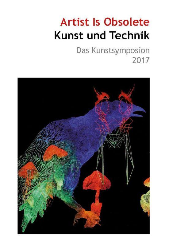 Bucheinband von Artist Is Obsolete - Kunst und Technik