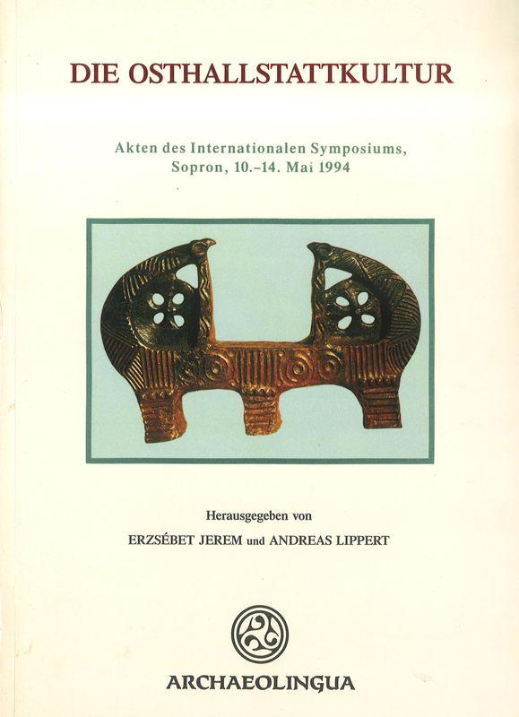 Bucheinband von 'Das Brandgräberfeld von  Bischofshofen - Anthropologische Zwischenergebnisse'