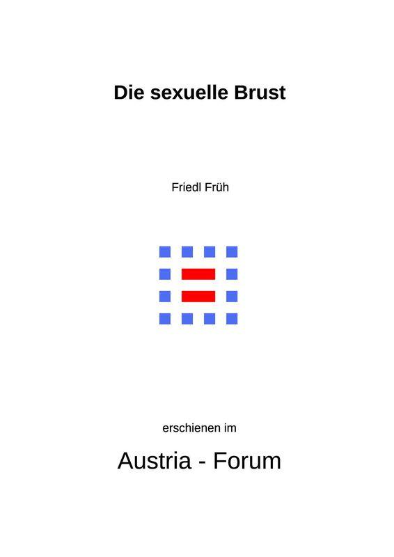 Bucheinband von 'Die sexuelle Brust - Ein Beitrag zu einem psychoanalytischen Verständnis der weiblichen Sexualität'
