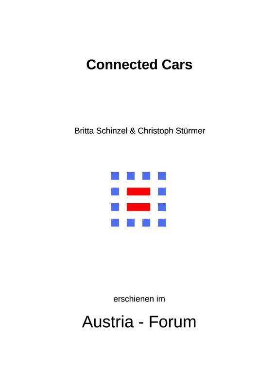 Bucheinband von 'Connected Cars'