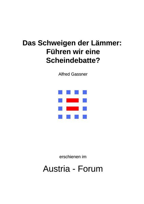 Bucheinband von 'Gedanken zu Glaube und Zeit - Das Schweigen der Lämmer: Führen wir eine Scheindebatte?, Band 155'