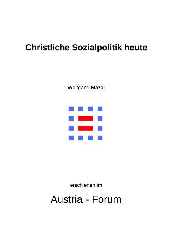 Bucheinband von 'Gedanken zu Glaube und Zeit - Christliche Sozialpolitik heute, Band 30'