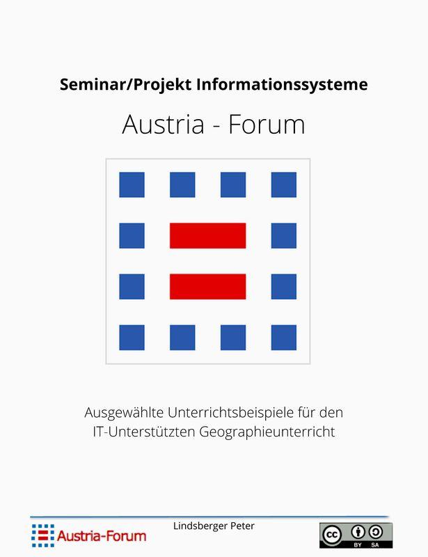 Bucheinband von 'Seminar/Projekt Informationssysteme - Ausgewählte Unterrichtsbeispiele für den IT-Unterstützten Geographieunterricht'