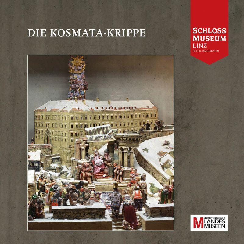 Bucheinband von 'Die Kosmata-Krippe'