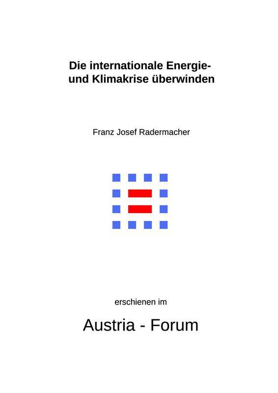 Bucheinband von 'Die internationale Energie- und Klimakrise überwinden - Methanolökonomie und Bodenverbesserung schließen den Kohlenstoffzyklus'