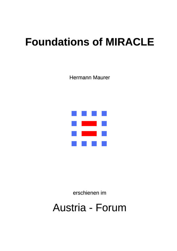 Bucheinband von 'Foundations of MIRACLE - Multimedia Information Repository, A Computer-supported Language Effort'