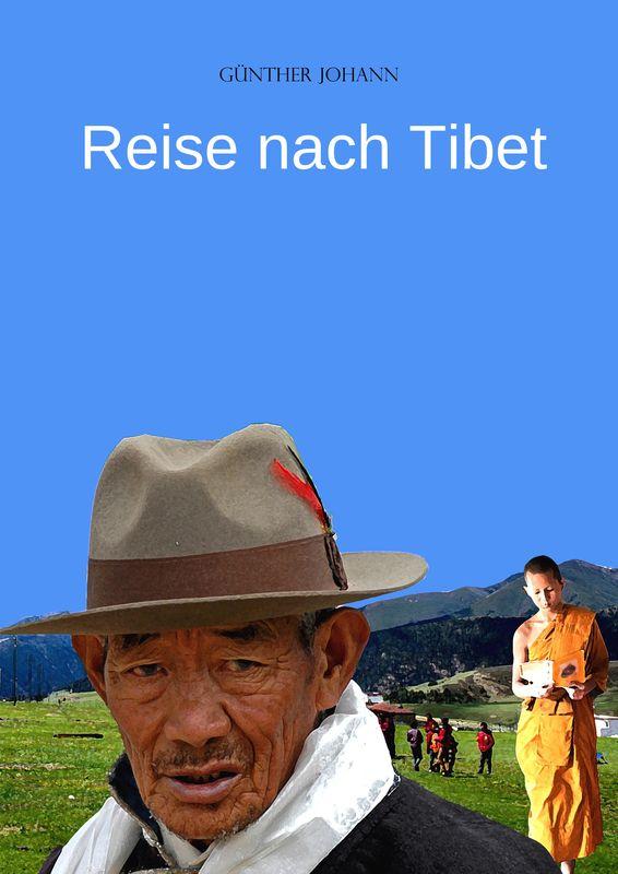 Bucheinband von 'Reise nach Tibet'