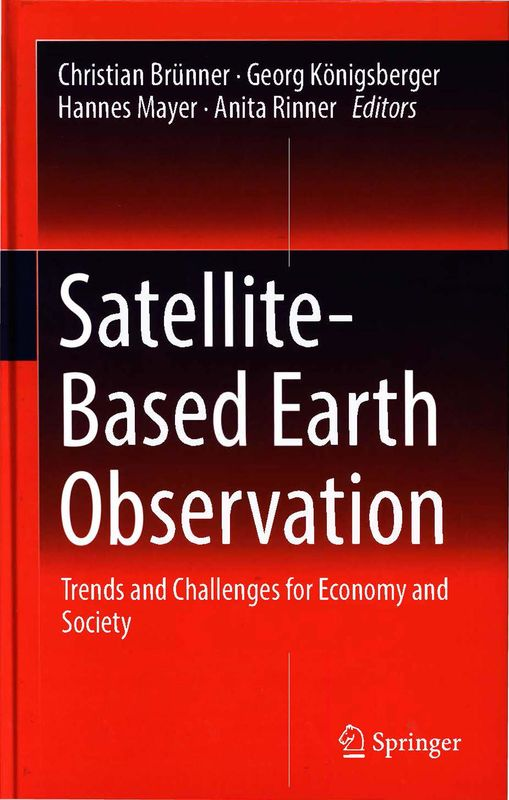 Bucheinband von 'Robocopter - Satellite - Based Earth Observation, Trend and Chlallenges for Economy and Society'
