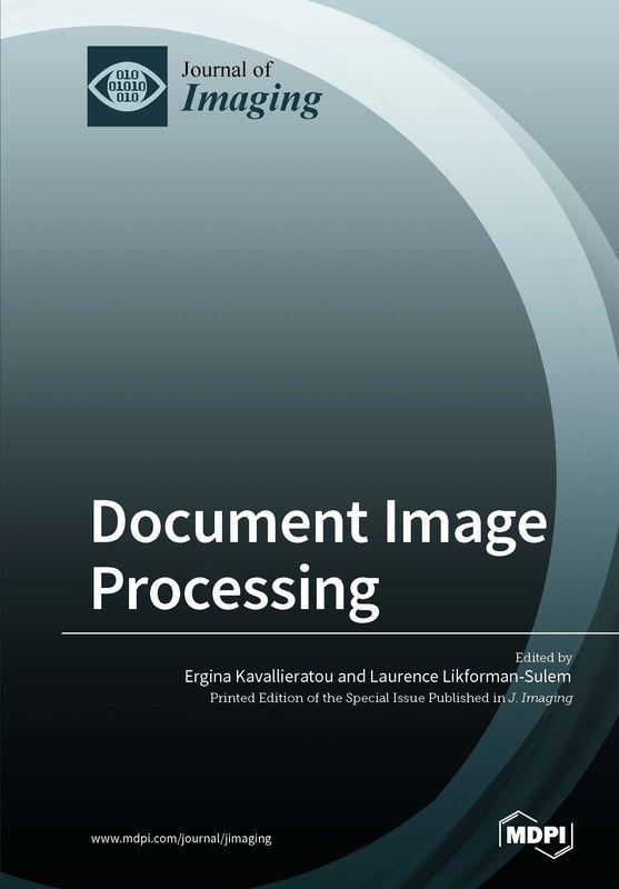 Bucheinband von 'Document Image Processing'