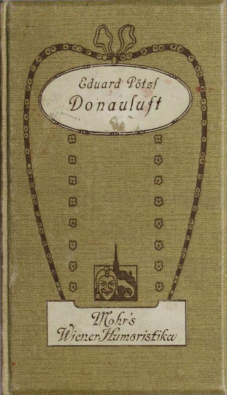 Bucheinband von 'Donauluft'