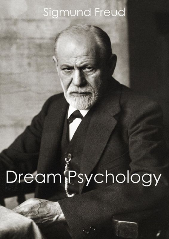 Bucheinband von 'Dream Psychology'