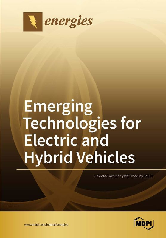 Bucheinband von 'Emerging Technologies for Electric and Hybrid Vehicles'