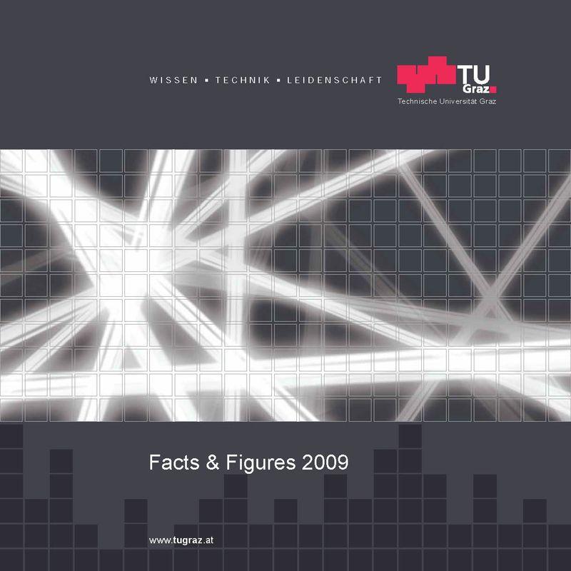 Bucheinband von 'Facts & Figures 2009'