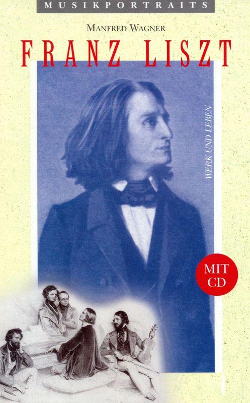 Bucheinband von 'Franz Liszt - Werk und Leben'