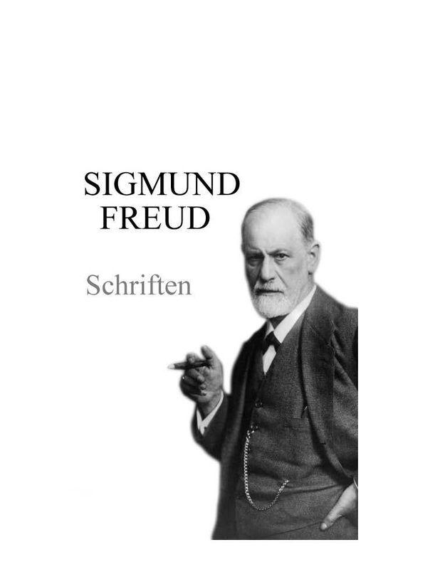 Bucheinband von 'Schriften von Sigmund Freud - (1856–1939)'