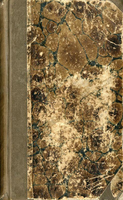 Bucheinband von 'Geschichte des Österreichischen Kaiserstaates'