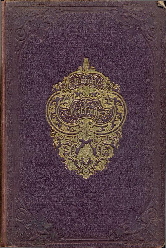 Bucheinband von 'Geschichte Österreichs'