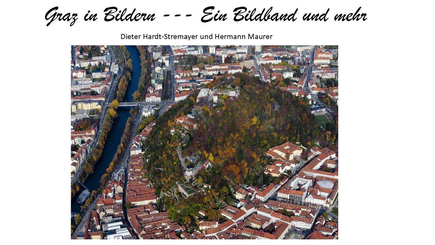 Bucheinband von Graz in Bildern - Ein Bildband und mehr