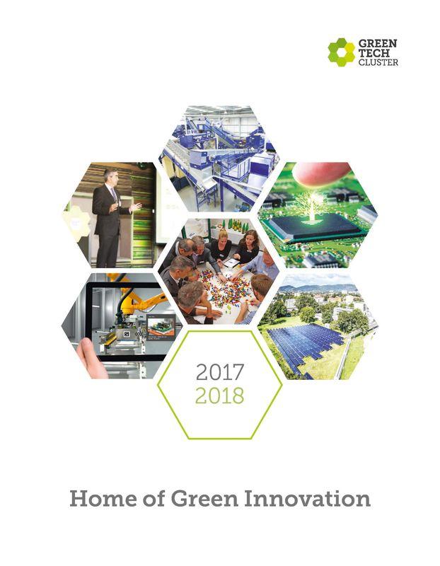 Bucheinband von 'Green Tech Magazine - Green Tech Jahresbericht'