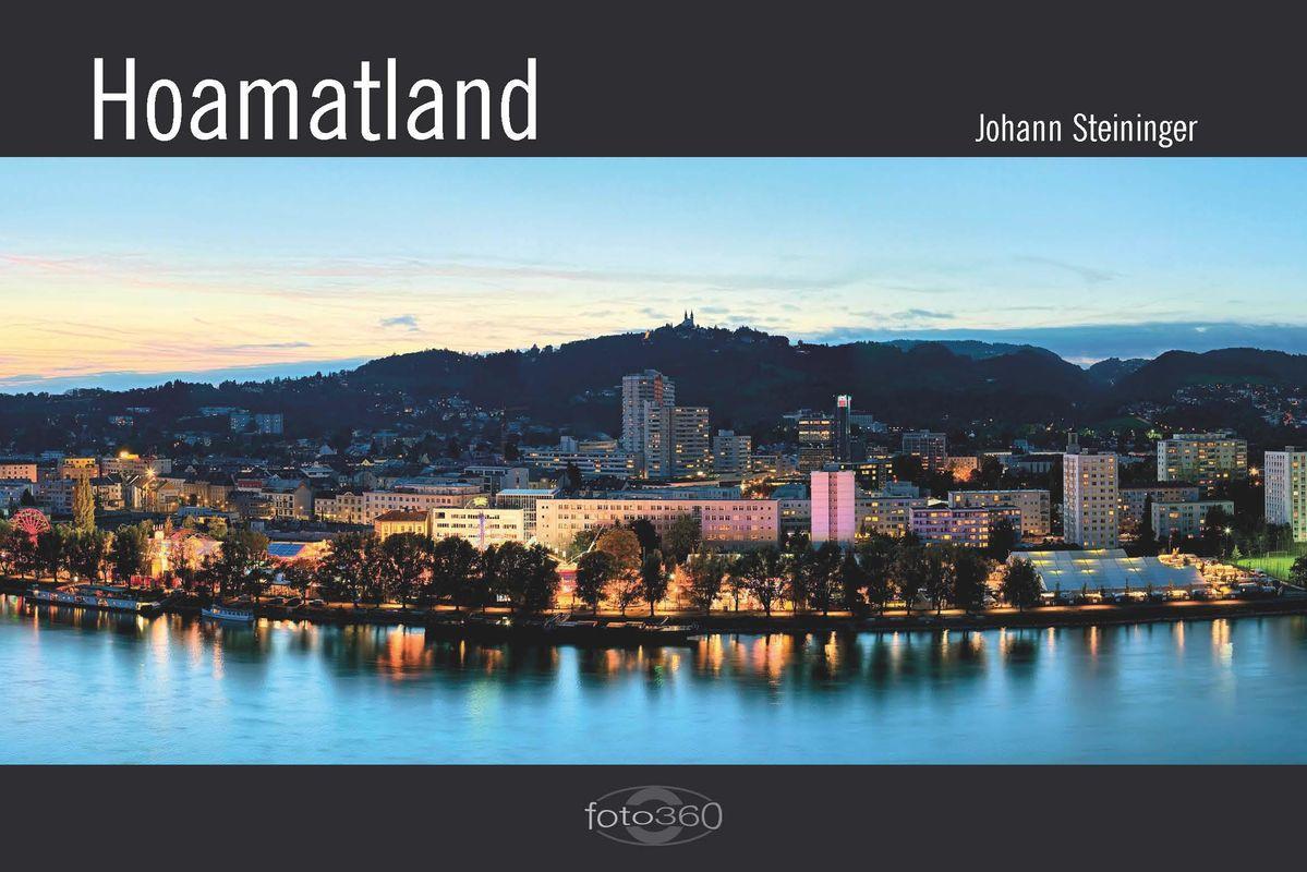 Bucheinband von 'Hoamatland'