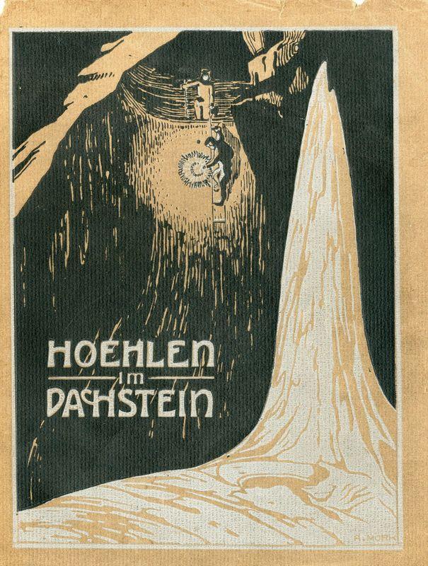 Cover of the book 'Hoehlen im Dachstein - und ihre Bedeutung für die Geologie, Karsthydrographie und die Theorien über die Entstehung des Höhleneises'