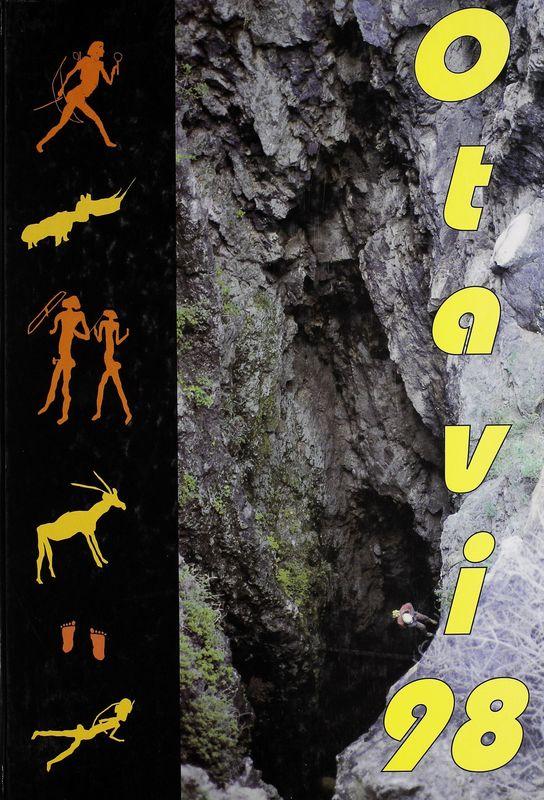 Bucheinband von Otavi 98 - Höhlenkundliche Expedition in die Otavi Berge Nord Namibias 1998