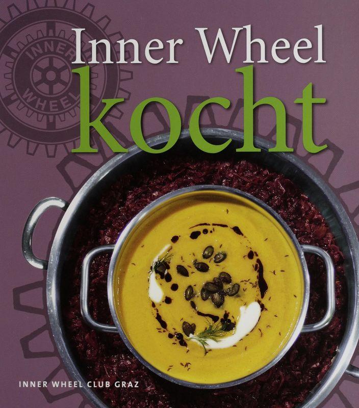 Cover of the book 'Inner Wheel kocht'
